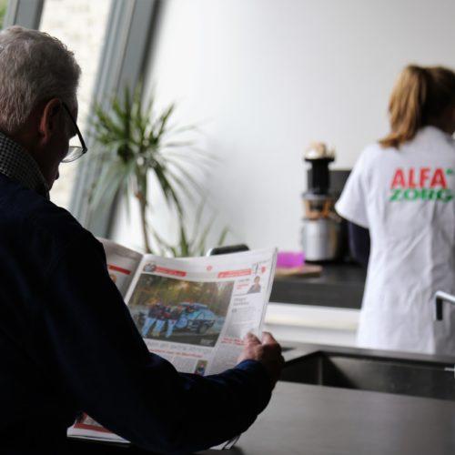 Cliënten Alfa&Zorg